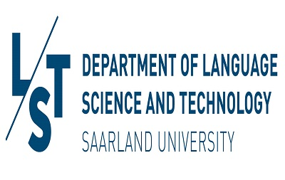 Department_of_Language_Science_and_TechnologySaarland_University Logo