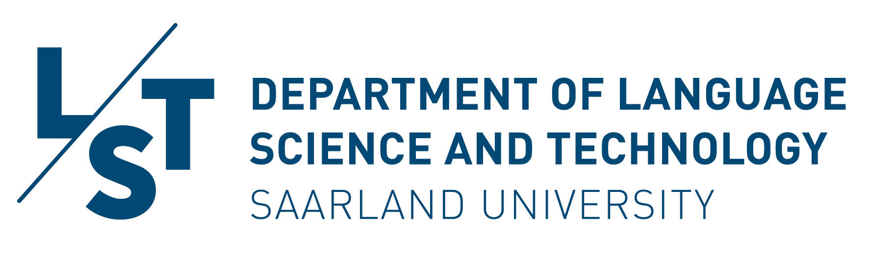 Saarland University Department of Language Science and Technology