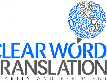 Clear_Words_Translations Logo