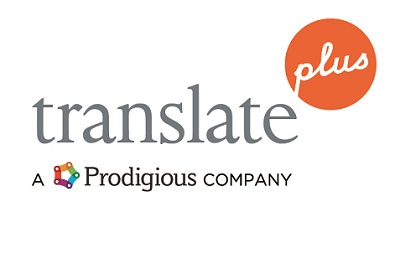 translate_plus Logo
